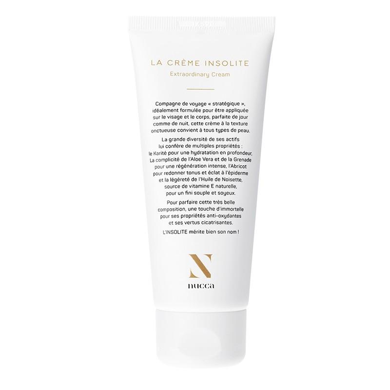 Nucca - Crème insolite visage et corps