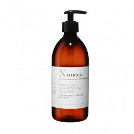 Shampoo and shower emulsion